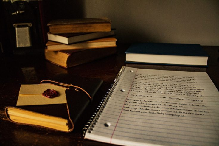 英文のノート