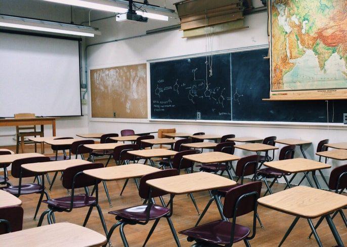 小学生の教室