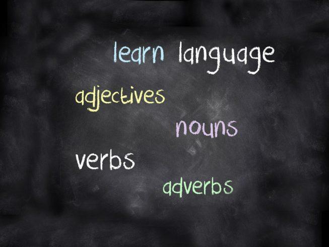 英語の語順